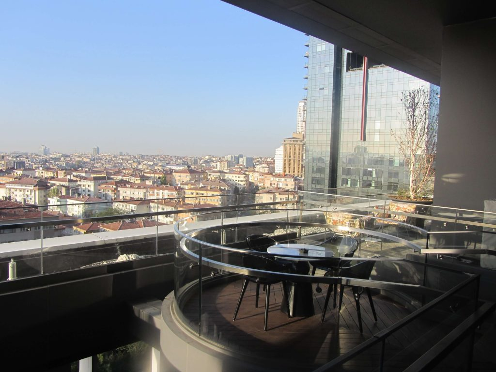 فندق فيرمونت كواسار اسطنبول