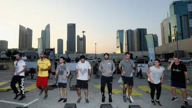 Photo of تحدي دبي للياقة يوفّر صالات رياضية مؤقتة في75موقعاً بالإمارة