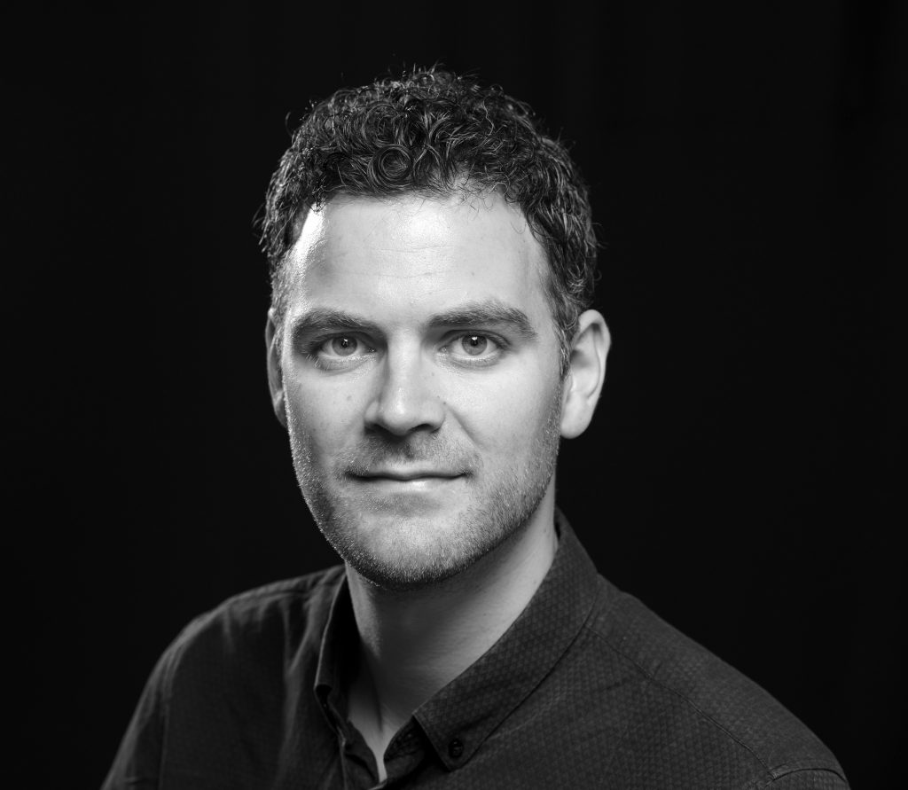 portret Martin Schippers
