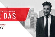 عرض الكوميديان فير داس في دبي