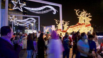 Photo of جزيرة الماريه تستضيف مهرجان الشتاء 2017