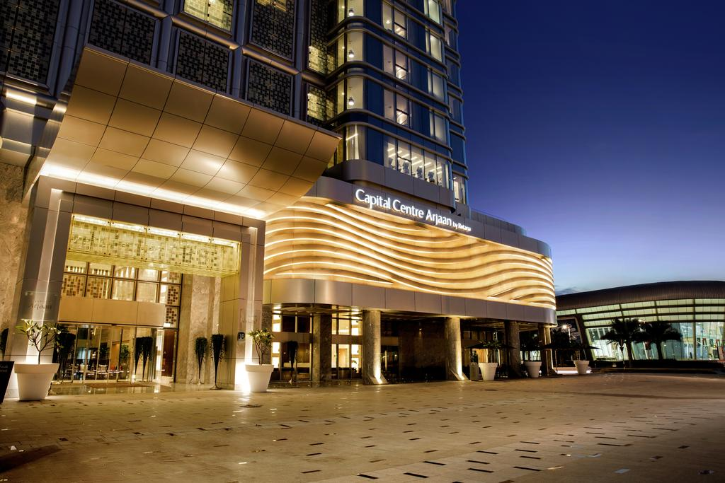 Capital Cلررentre Arjaan by Rotana
