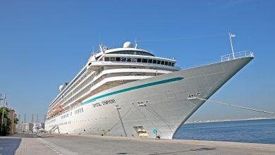 كريستال كروزس تختار دبي كمحطّة لإعادة إنطلاق سفينتها كريستال سيمفوني