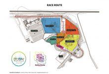 دبي باركس آند ريزورتس تنظم سباق جري في إطار تحدي دبي للياقة