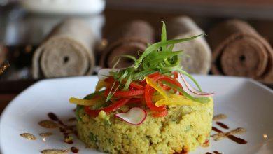 مطعم قرشة الأثيوبي