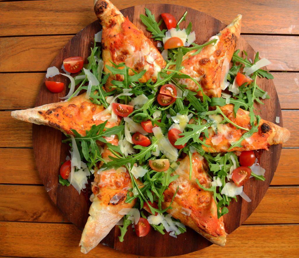 Six star pizza