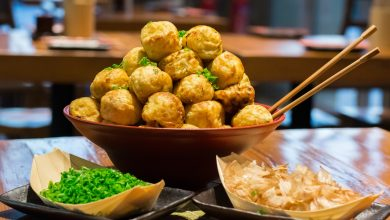 Take the Takoyaki Challenge at Atisuto
