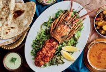 مطعم قصر الهند يقدم قائمة المأكولات البحرية الجديدة سامونداري كازانا