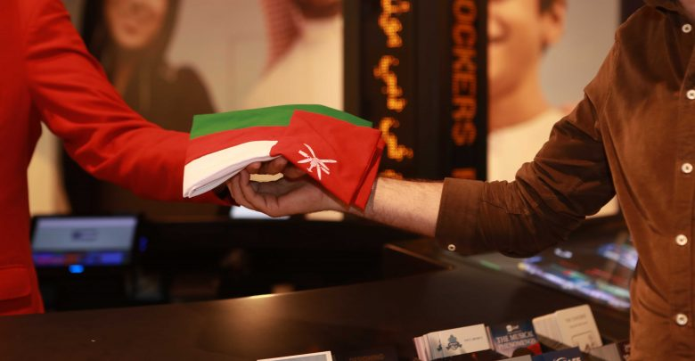 The Dubai Mall – Omani National Day 1