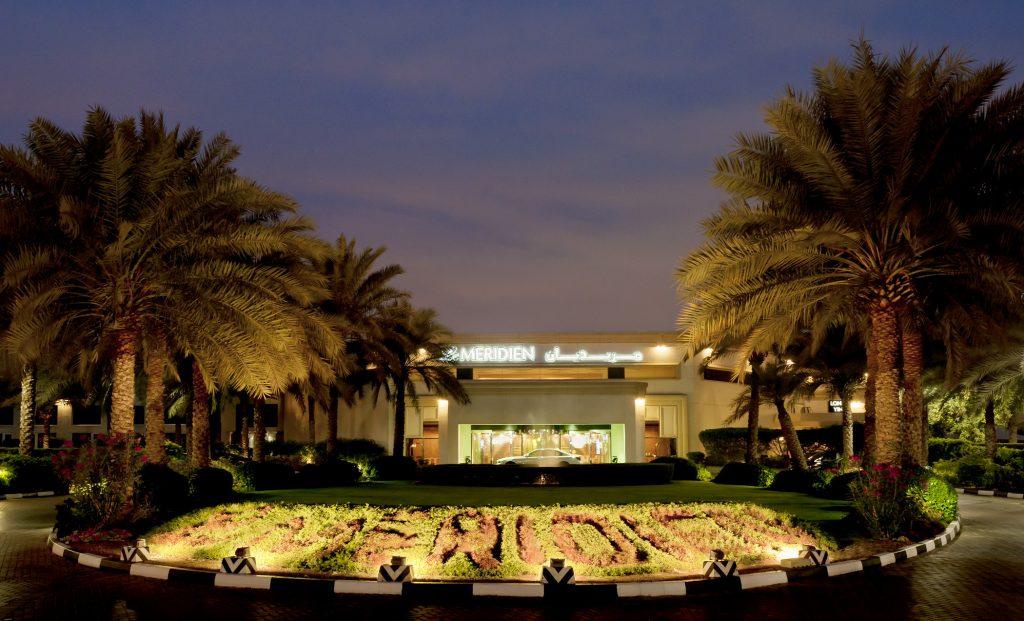 فندق ومركز مؤتمراتلو ميريديان دبي