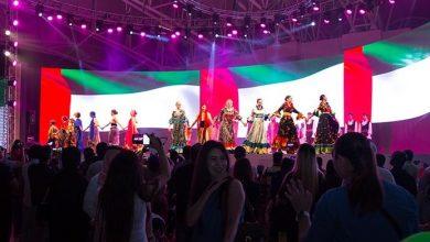 Photo of فيستفال سيتي مول تحتفي باليوم الوطني الإماراتي ال46