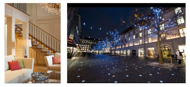 فندق بوريفاج جنيف ملاذ استثنائي لقضاء العطلات الشتوية