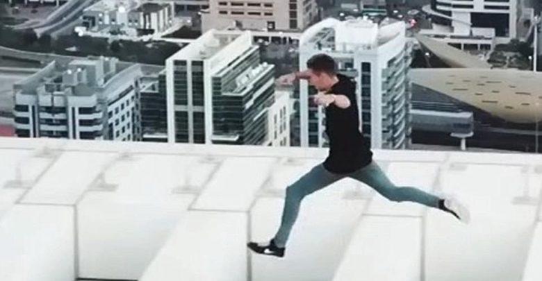 مغامرة فوق سطح برج الدار