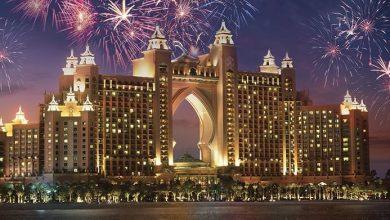 Photo of الألعاب النارية ستضيء سماء دبي فندق أتلانتس احتفالاً برأس السنة 2018