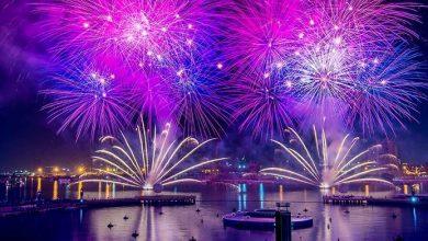 سماء دبي فيستيفال سيتي