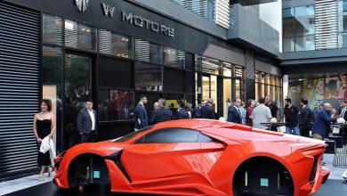 Photo of إفتتاح صالة عرض للسيارات الهجينة دبليو موتورز في دبي