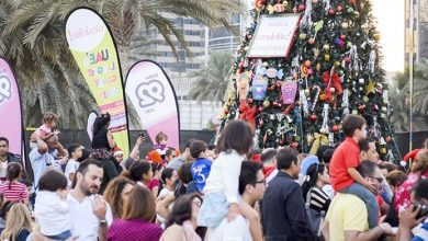 ترقبوا مهرجان الشتاء في دبي 2017