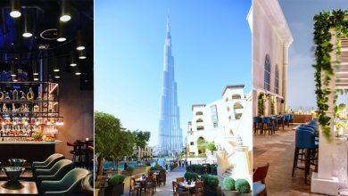صورة أحدث المطاعم لتناول وجبة غذاء في دبي خلال يناير 2018
