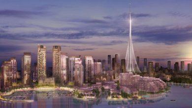 صورة بالفيديو تعرف على البرج المنافس لبرج خليفة