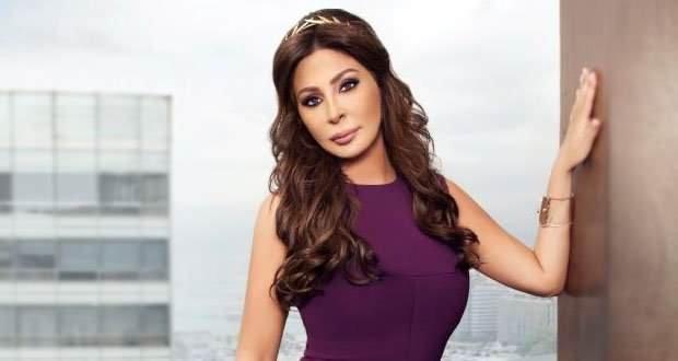 المغنية اللبنانية إليسا
