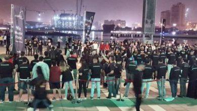 Photo of بالفيديو شاهد أضخم متاهة بشرية بالعالم في دبي