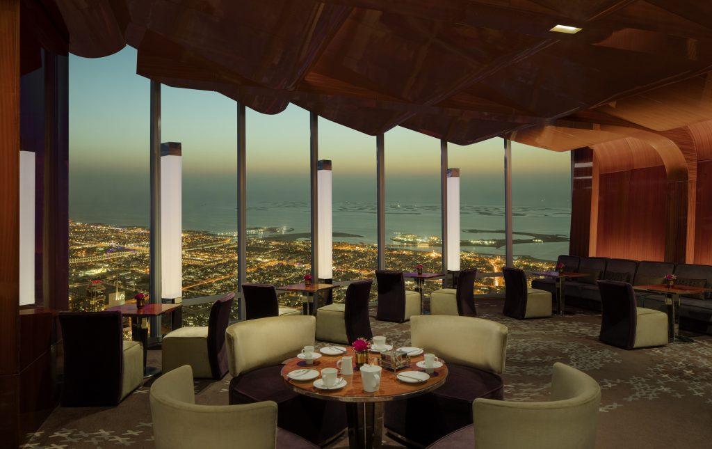 At.mosphere Lounge, Burj Khalifa