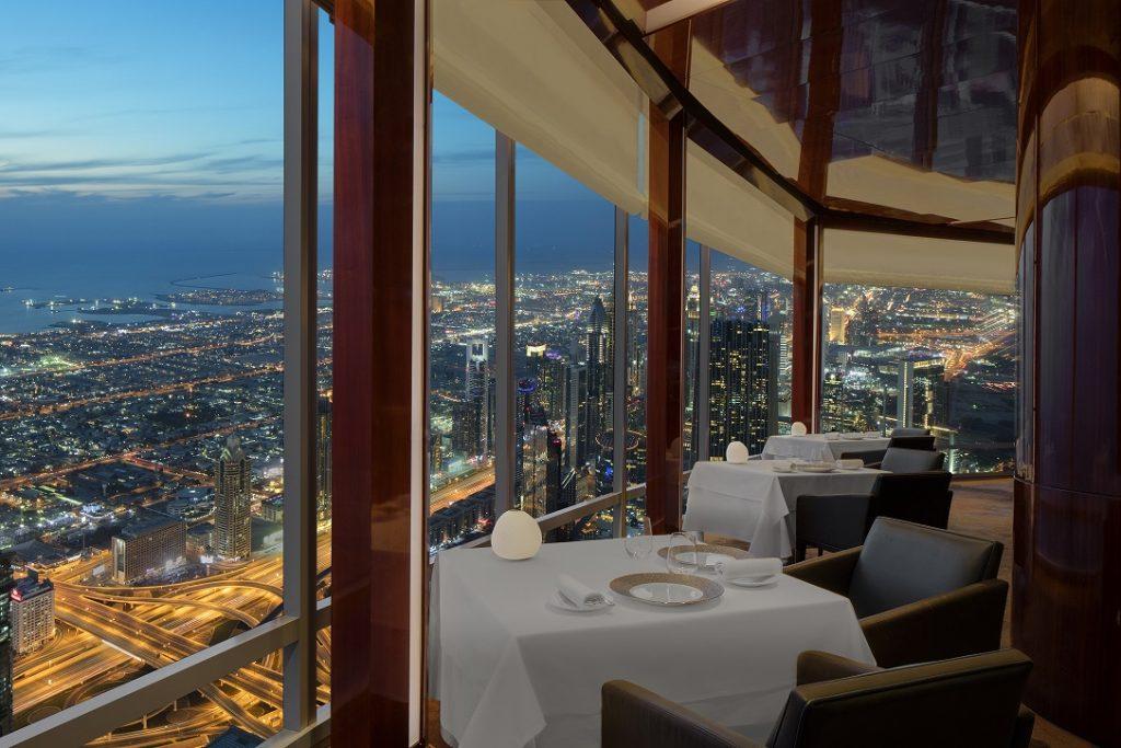 At.mosphere Restaurant, Burj Khalifa (2)