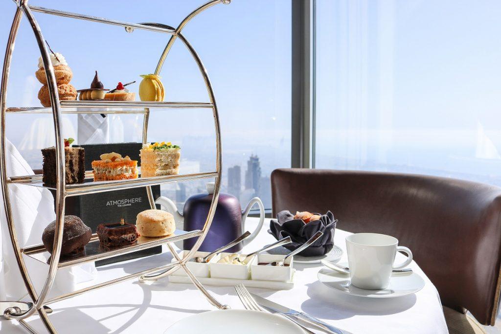 High Tea at At.mosphere Lounge, Burj Khalifa (3)