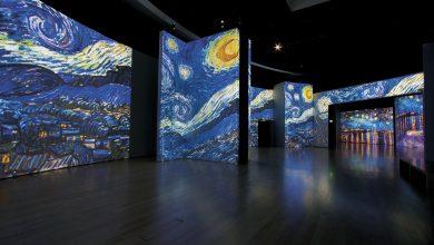 Photo of الإمارات تستضيف المعرض العالمي فان كوخ: اللوحات الحية
