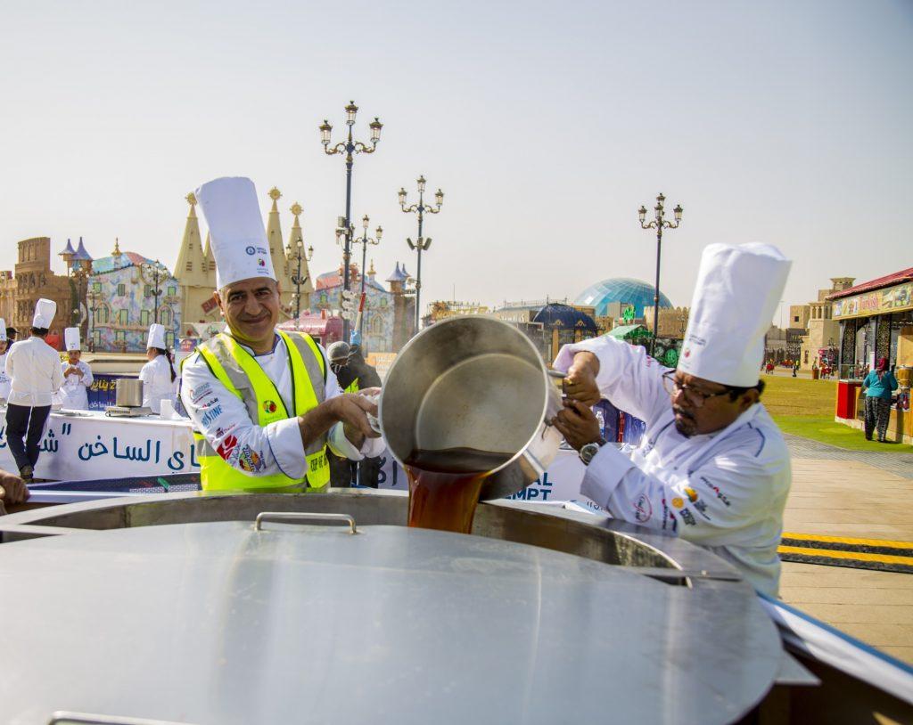 Karak Preparations