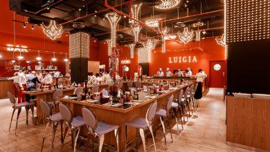 صورة مطعم لويجيا يضيف 15 طبقًا جديدًا الى قائمة طعامه