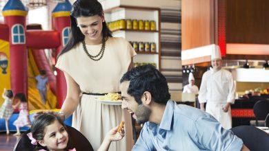 Photo of فندق العنوان مرسى دبييقدم تجربة بوفيه الإفطار المتأخر