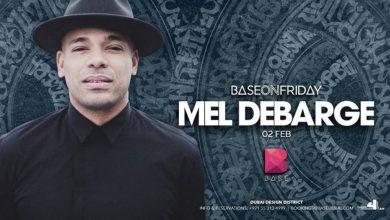 Photo of حفل الموسيقي الأمريكي ميل ديبارج في دبي خلال فبراير 2018