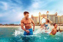 دبي وجهة سياحية عائلية