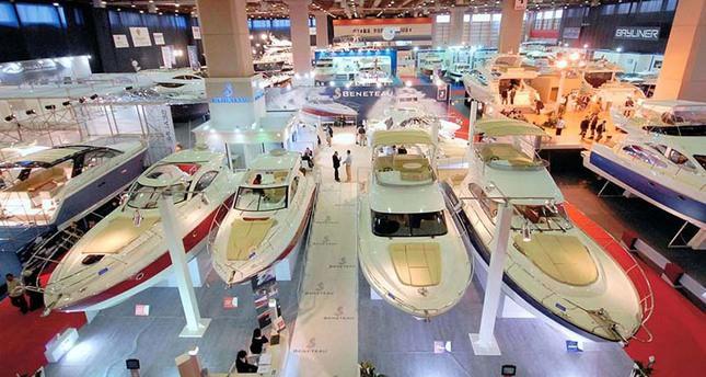 معرض دبي للقوارب 2018