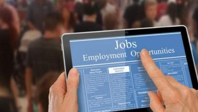 Photo of 5 وظائف جديدة في الإمارات براتب يصل إلى 15 ألف درهم