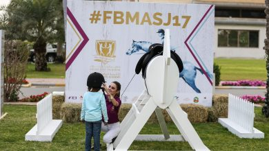 Photo of قرية الفروسية تستضيف كأس أكاديمية فاطمة بنت مبارك الدولية لقفز الحواجز 2018