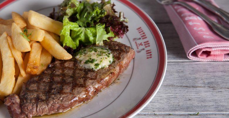مطعم بيسترو دي آرتس