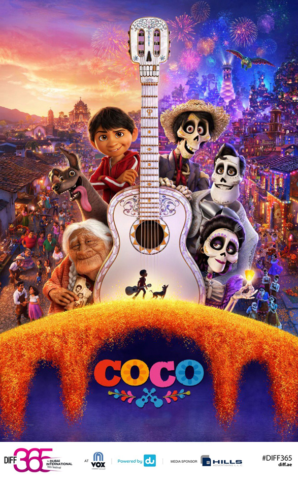 COCO DIFF365 poster for online