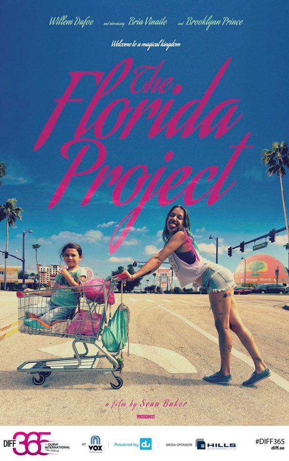 FLORIDA PROJECT DIFF365 poster for online