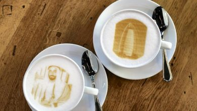Photo of أين يمكنك الحصول على كاس قهوة مطبوع عليها صورتك في دبي ؟