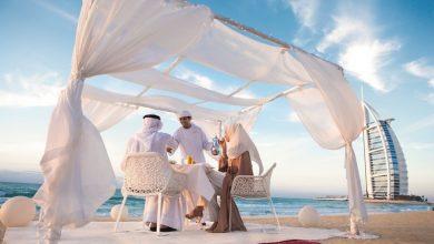 Madinat Jumeirah – Burj Al Arab – Romance Gazebo