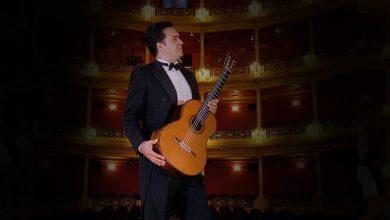 عازف الجيتار موريسيو دياز الفاريز