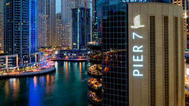 صورة أبرز المطاعم في برج بيير Pier 7 دبي