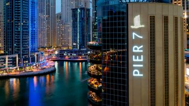 Photo of أبرز المطاعم في برج بيير Pier 7 دبي