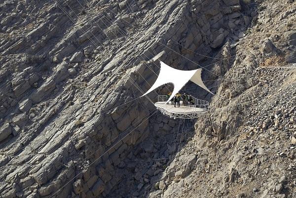 جبل جيس فلايت رأس الخيمة