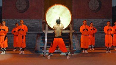 استعراض كونج فو shaolin warriors