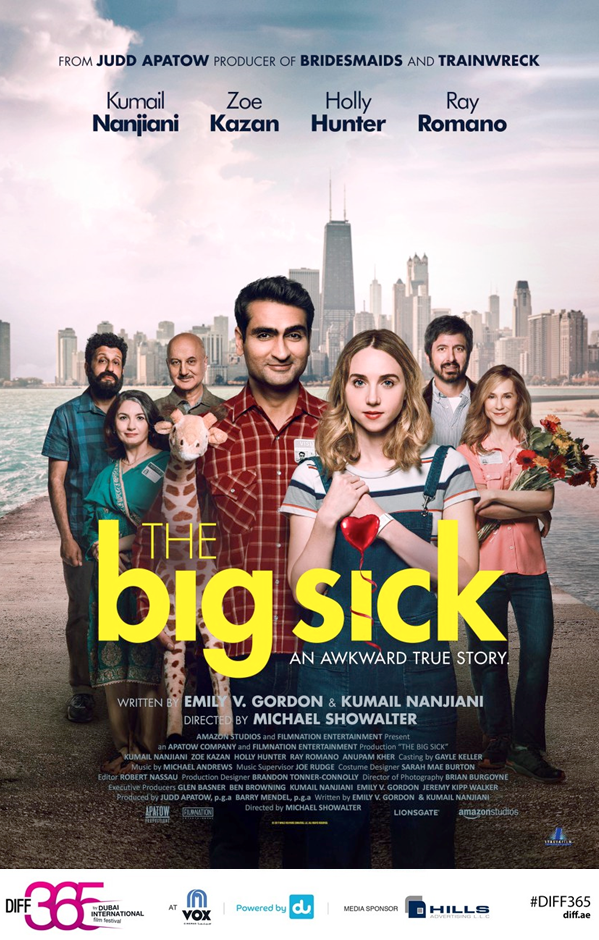 THE BIG SICK DIFF365 poster for online