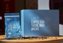 The blend is a full-bodied coffee with a taste of dark chocolate and but…