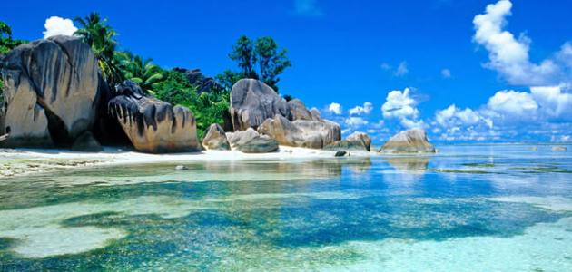 رحلة إلى جزر سيشل